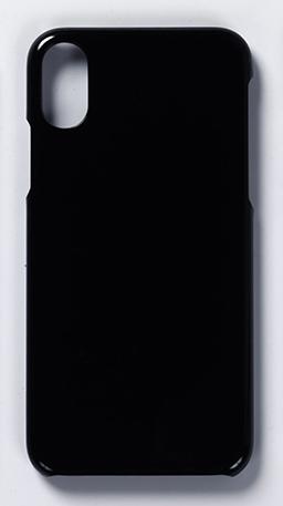 iPhoneケース黒